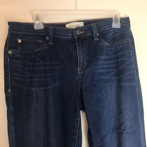 Henry & Belle Jeans - Henry & Belle cropped Cuffed Jean